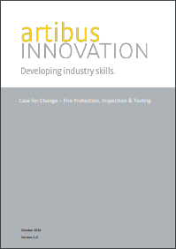 Case for change Fire Protection, Inspection and Testing