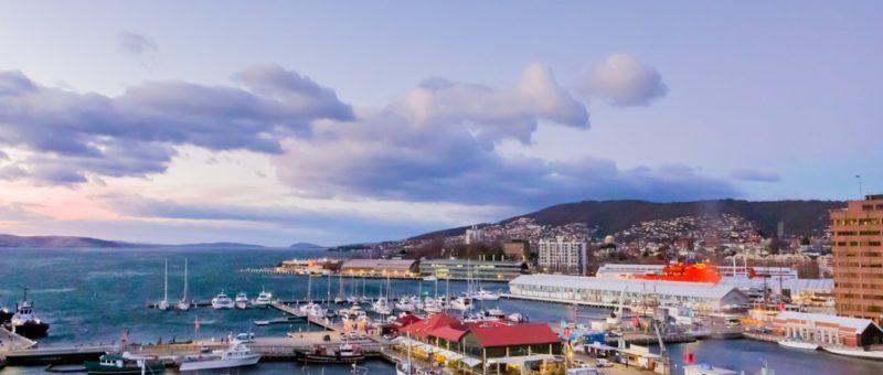 Elizabeth Street Pier, Hobart